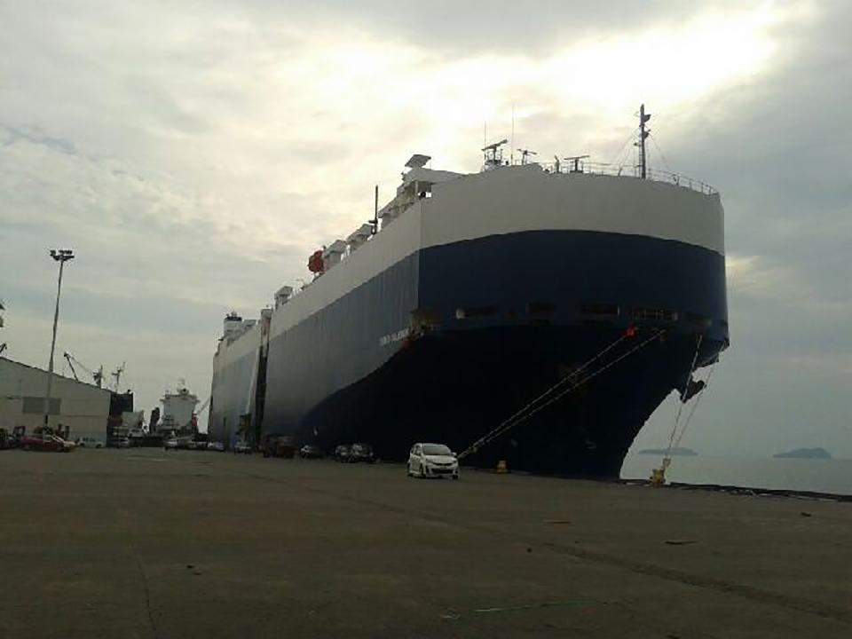 Straits Challenger voy 1
